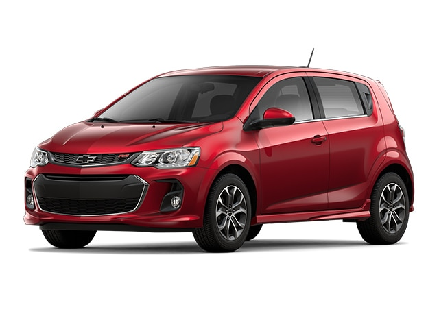 2019 Chevrolet Sonic Hatchback